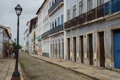 Sao Luis. Maranhao, Brazilië royalty-vrije stock foto