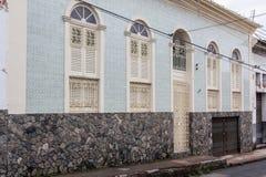 Sao Luis robi Maranhao Dziejowemu budynkowi Zdjęcia Royalty Free
