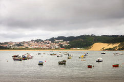 Sao Martinho do Porto Royalty Free Stock Photo