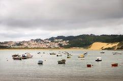 Sao Martinho tun Porto lizenzfreies stockfoto