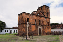 Sao Matias Church Alcantara Royalty Free Stock Photography