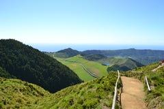 Sao Miguel, Azoren, Portugal lizenzfreie stockbilder
