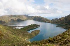 Sao Miguel, Azores, Portugalia obrazy stock