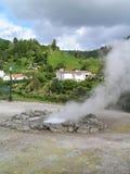 Sao Miguel, Azzorre immagini stock libere da diritti