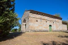 Sao Miguel Chapel arkivbilder