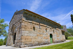 Sao Miguel Chapel fotografering för bildbyråer