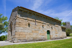 Sao Miguel Chapel Royalty Free Stock Photography