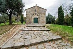 Sao Miguel Chapel, Guimaraes, Portugal Stock Images