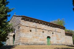 Sao Miguel Chapel stock photos