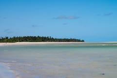 Sao Miguel dos Milagres - Alagoas, Brazil. Beach view in Sao Miguel dos Milagres - Alagoas, Brazil Royalty Free Stock Photos