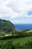 Sao Miguel island, Azores, Portugal Stock Image