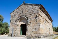 Sao Miguel kaplica Obrazy Royalty Free