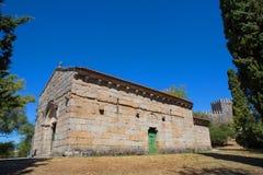 Sao Miguel kaplica Obrazy Stock