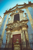 Sao Nicolau Parish Church Stock Photo