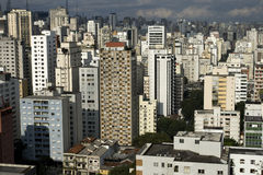 Sao Paolo Stock Photo