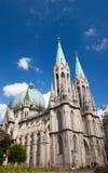 sao paulo собора столичный Стоковые Фото