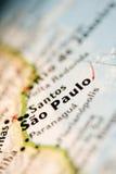 Sao Paulo Imagens de Stock Royalty Free