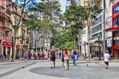 Sao Paulo Fotografía de archivo libre de regalías