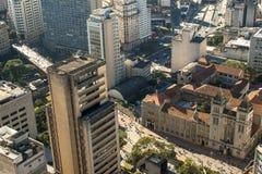 Sao Paulo Fotografía de archivo