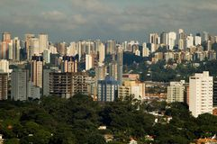 Sao-Paulo Lizenzfreies Stockbild