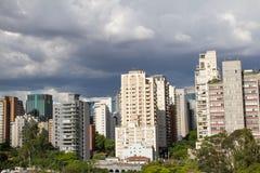 Sao Paulo royalty-vrije stock foto