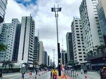 Sao Paulo fotografia stock libera da diritti