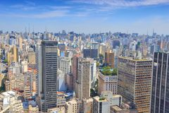 Sao Paulo Royalty Free Stock Photo