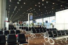 Sao Paulo Airport du terminal 3 Photos stock