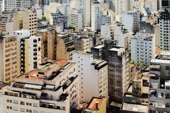 Sao Paulo, Brasil fotografia de stock royalty free