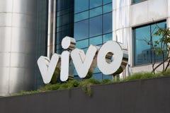 Sao Paulo, Brasil - novembro, 01 2017 Logotipo de COM do telefone Imagem de Stock Royalty Free
