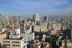 Sao Paulo, Brasile Fotografie Stock Libere da Diritti