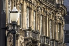 Palacete Toledo Lara Stock Images