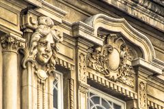 Palacete Toledo Lara Stock Photo