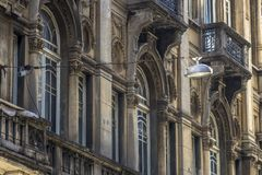Palacete Toledo Lara Royalty Free Stock Photo