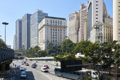 Sao Paulo Brazil Royalty Free Stock Photography