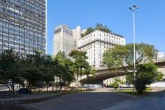 Sao Paulo - Brazil. Building architecture of Sao Paulo city Brazil Royalty Free Stock Image