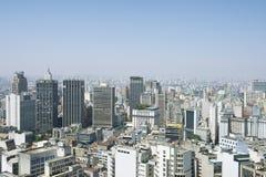 Sao Paulo Brazil Cityscape Skyline Fotografía de archivo