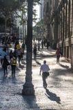 Sao joao Avenue Royalty Free Stock Photography