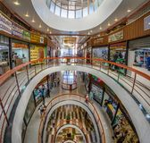 Galeria do Rock Rock Gallery Shopping Mall in Dowtown Sao Paulo - Sao Paulo, Brazil. Sao Paulo, Brazil - Nov 13, 2017: Galeria do Rock Rock Gallery Shopping Mall Royalty Free Stock Photography