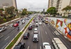 Sao Paulo, Brazil Stock Image