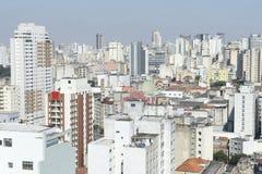 Sao Paulo Brazil Urban Scene Cityscape Skyline Stock Image