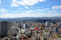 Sao Paulo, Brazilië Stock Foto's