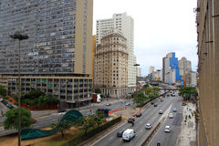 Sao Paulo, Brazilië royalty-vrije stock afbeelding