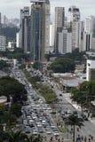 Sao Paulo, Brazilië Stock Fotografie