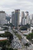 Sao Paulo, Brazilië Stock Afbeelding