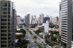 sao Paulo brazylijskie Fotografia Stock