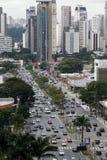 sao Paulo brazylijskie Obraz Royalty Free