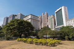 Sao Paulo budynki Zdjęcie Royalty Free