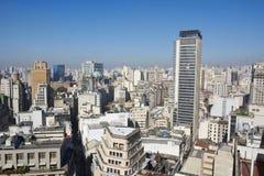 Sao Paulo. Building architecture of Sao Paulo city Brazil Stock Photos