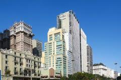Sao Paulo. Building architecture of Sao Paulo city Brazil Royalty Free Stock Photography